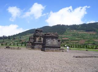 Candi Dieng Saksi Bisu Peninggalan Sejarah Mataram Hindu