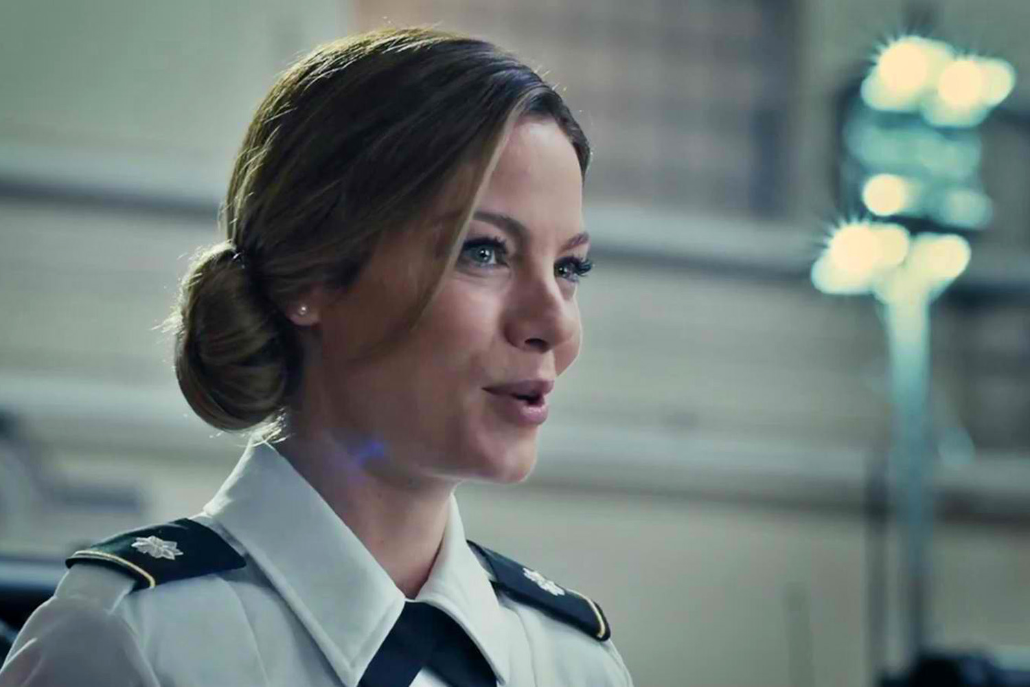 Michelle Monaghan Relishes Being Lone Female Lead In Pixels Andrew Smith Regular 5 Pockets Hitam 34