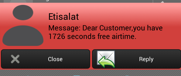 How To Get Free Airtime From Etisalat Everyday
