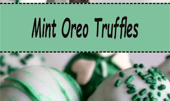Mint Oreo Truffle