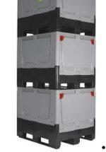 Caja-contenedor-plegable-PlegaBox-plastico--puertas-abatibles-apilado
