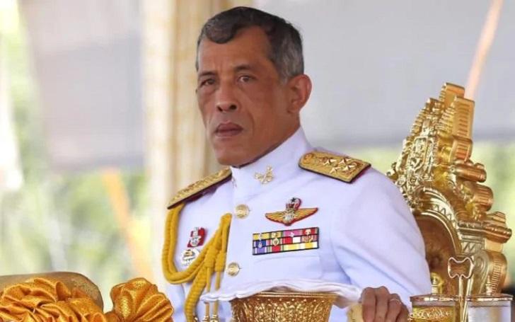 Kecoh, Raja Thailand Ditembak Dengan Pistol Angin Peluru Getah Di Jerman
