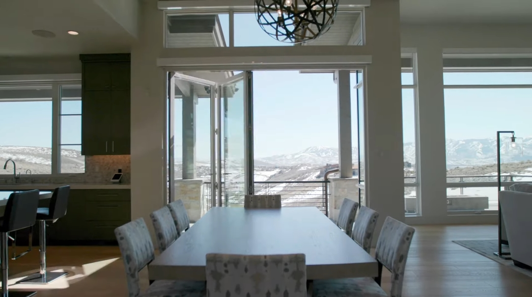 29 Interior Design Photos vs. 9004 N Promontory Ridge Dr, Park City, UT Luxury Home Tour