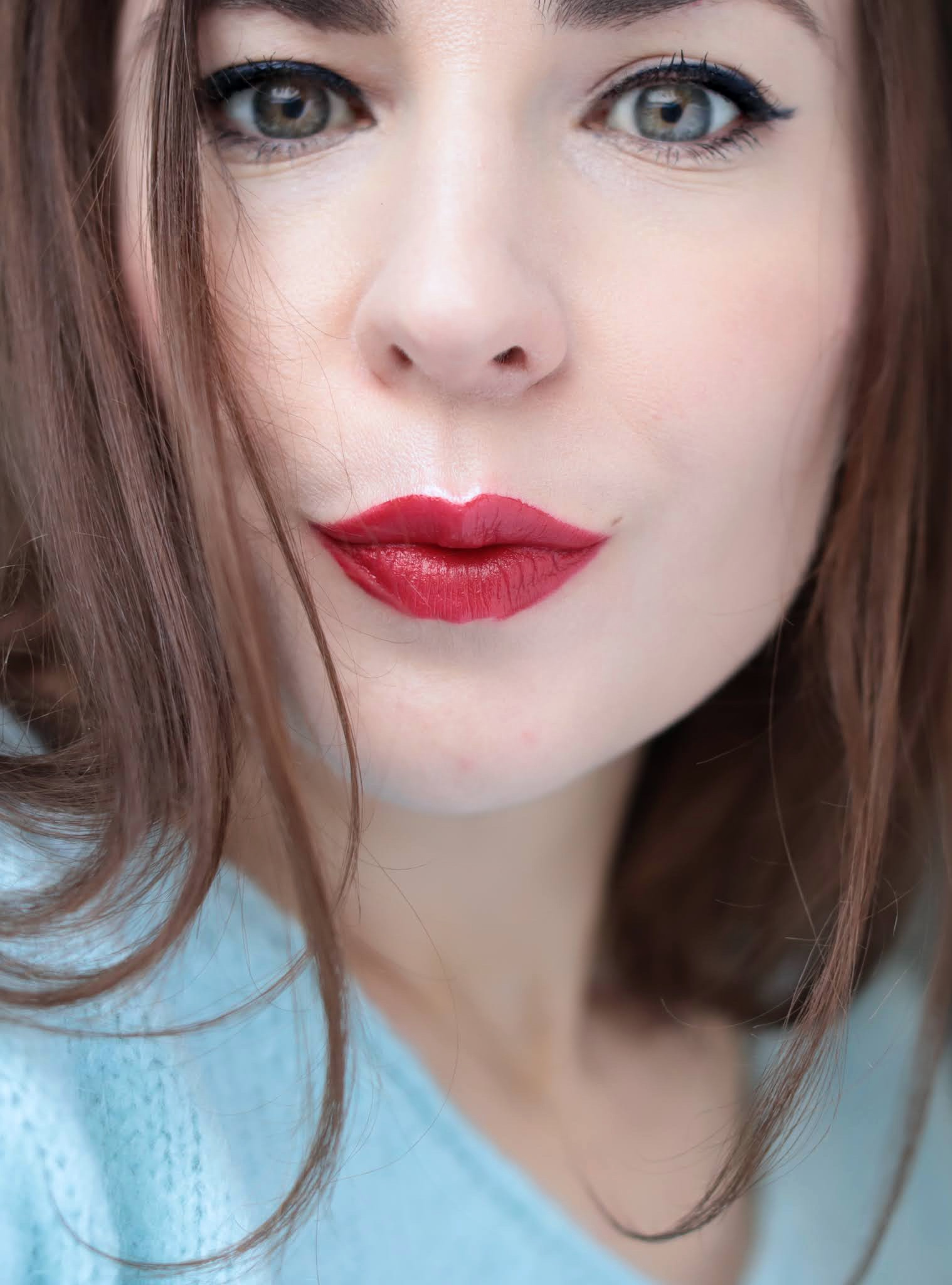 Guerlain Kiss Kiss Tender Matte 940 My Rouge