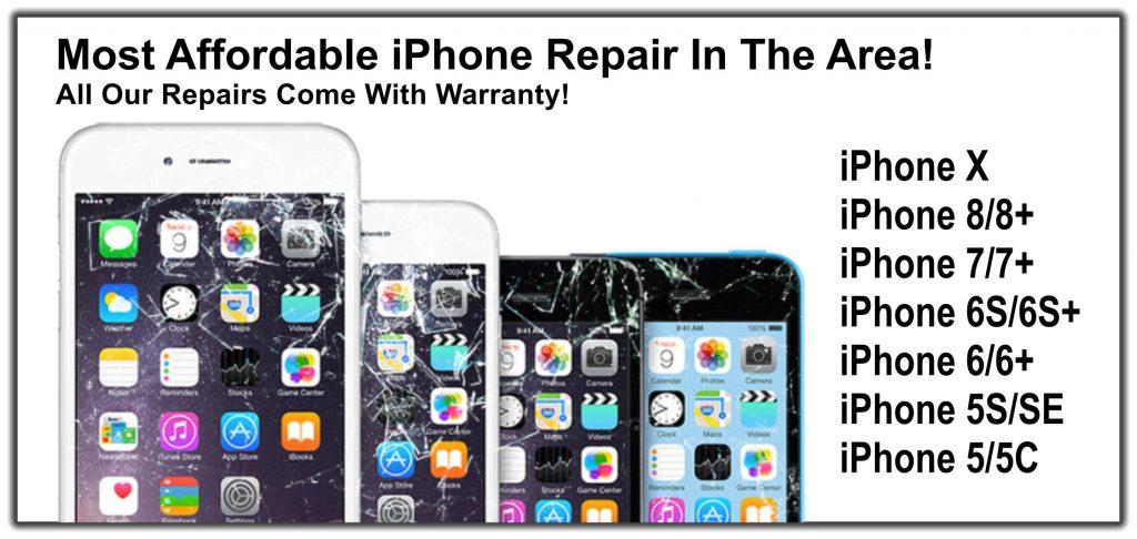 iPhone repaired
