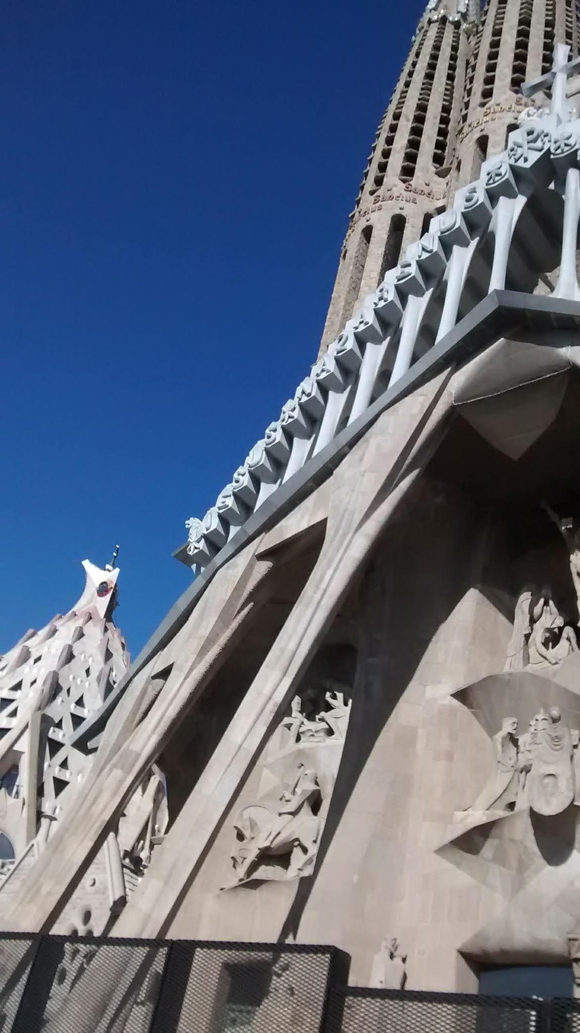 exterior of basilica