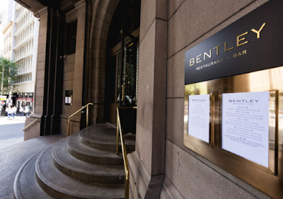 Bentley Restaurant and Bar, Sydney