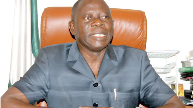 I can't change my style of leadership – Oshiomhole