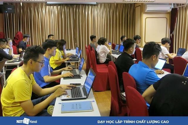 NIIT – ICT Hà Nội dạy lập trình miễn phí cho hàng ngàn bạn shinh viên