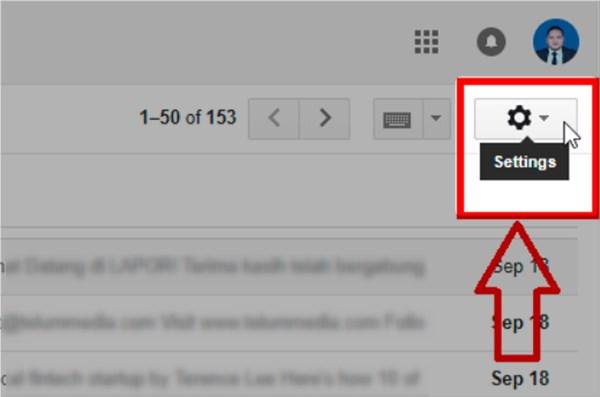 cara mengganti nama email pc