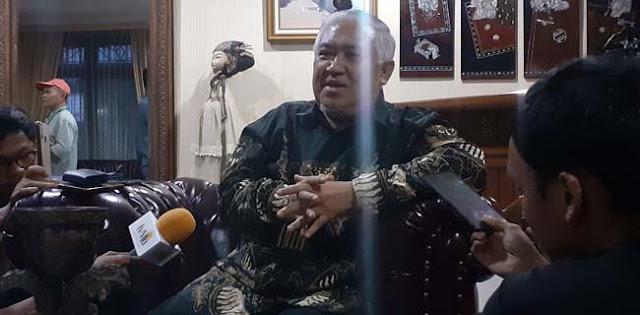 Din Syamsudin: Jokowi Harus Bentuk TPF Internasional Terkait Isu Penindasan Uighur