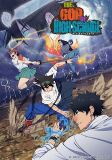 The God of High School Anime Sub Español Descargar Mega Zippyshare