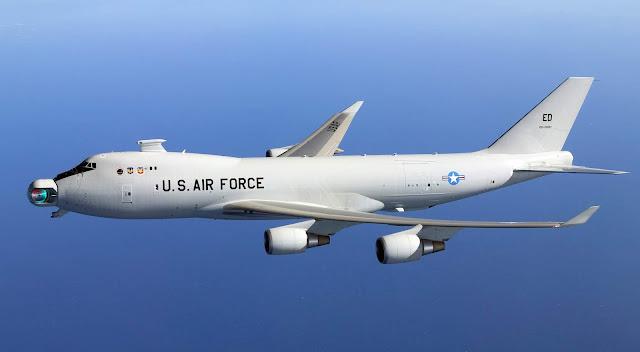 chinese anti satellite laser base  Boeing YAL-1 Airborne Laser