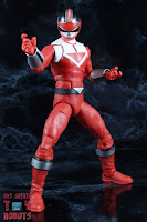 Power Rangers Lightning Collection Time Force Red Ranger 12