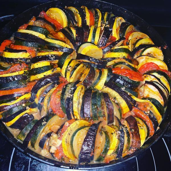 How to Make a Traditional Ratatouille Recipe