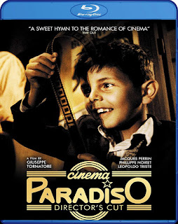 Cinema Paradiso – Director's Cut [BD25] *Subtitulada