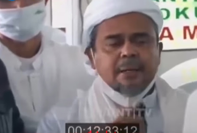 Hab Rizieq Shihab Sebut Anggota Laskar FPI yang Ditembak Mati Polisi Tak Membawa Senjata