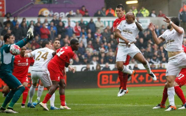 [Video] Swansea vs Liverpool 3-1 All Goals & Highlights