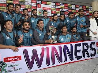 Bangladesh tour of Pakistan 3-Match T20I Series 2020