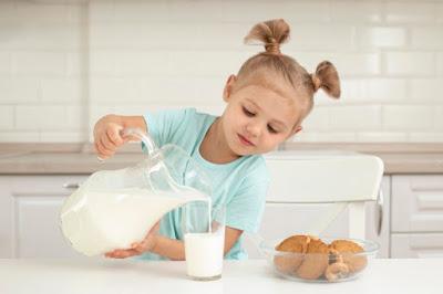 Memilih susu formula terbaik