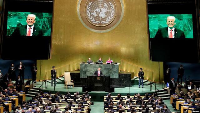Para Pemimpin Dunia Berkumpul di New York Bahas KTT Iklim