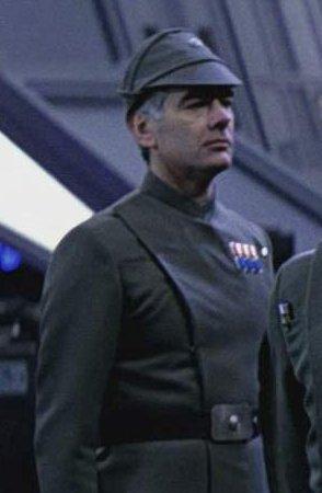 Star Wars CCG Death Star II Colonel Davod Jon