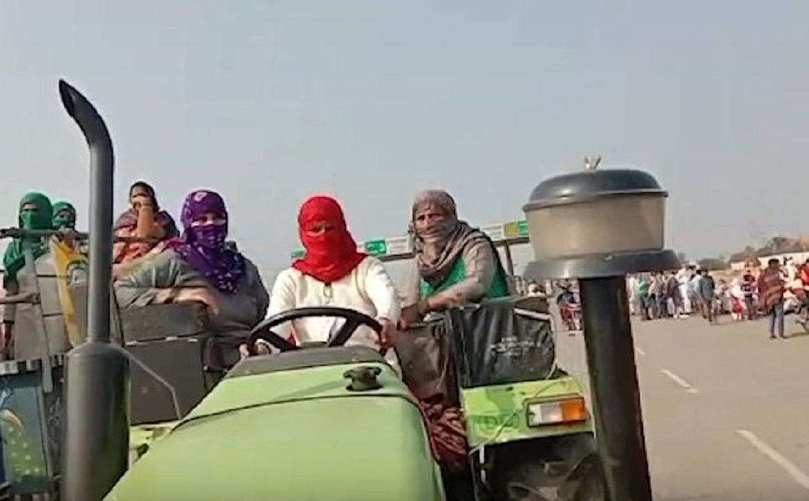 Millions of tractors will be included in parade
