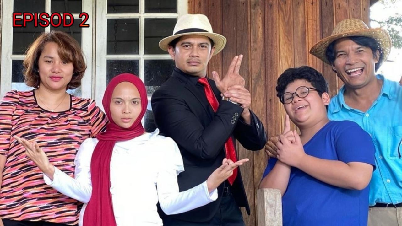 Tonton Drama Kampung People 2 Episod 2