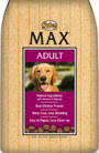 Picture of Nutro Max Natural Chicken Meal and Rice Recipe Adult Mini Chunk Dry Dog Food