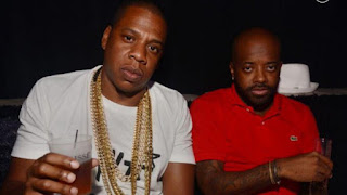 Jay Z and Jermaine Dupri photos