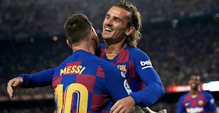 Barcelona 2-1 Getafe: Ter Stegen's unbelievable saves seal Catalans narrow win