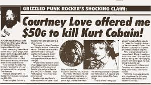 El Duce was hired by Courtney Love to kill Kurt Cobain. #PMRC PunkMetalRap.com