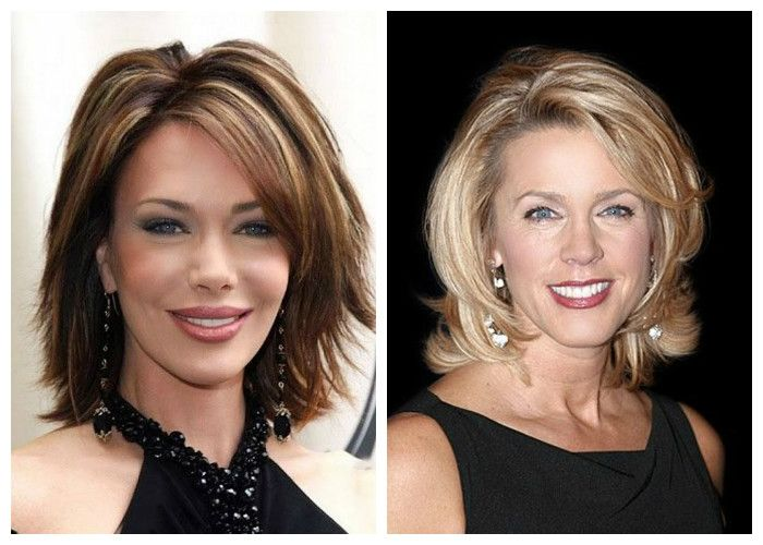 Haircuts for women 40 years old for medium hair