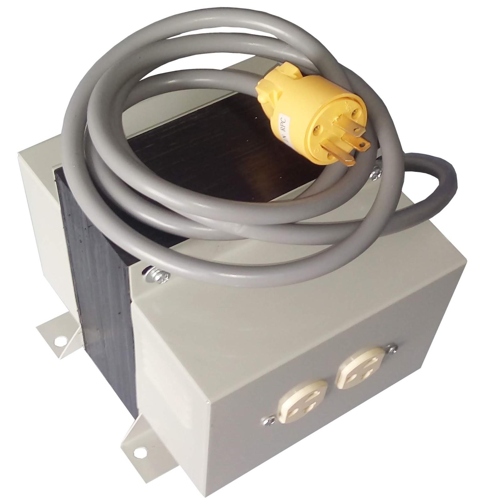 Transformador monofásico 220vac - 220vac 2000w