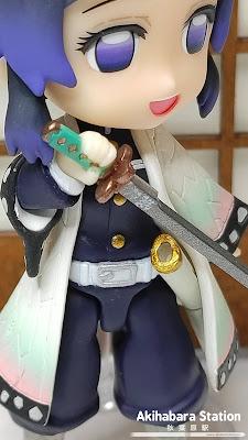 Review de los Figuarts Mini de Tomioka, Shinobu y Rengoku de Kimetsu no Yaiba - Tamashii Nations