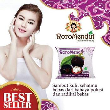 review masker roromendut kulit manggis terbaru