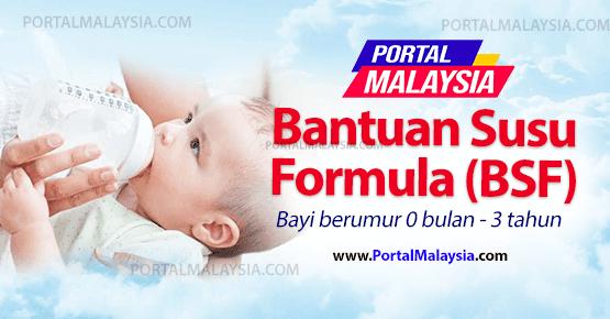 Borang Bantuan Susu Formula (BSF) by Portal Malaysia