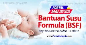 Bantuan Susu Formula (BSF) by Portal Malaysia