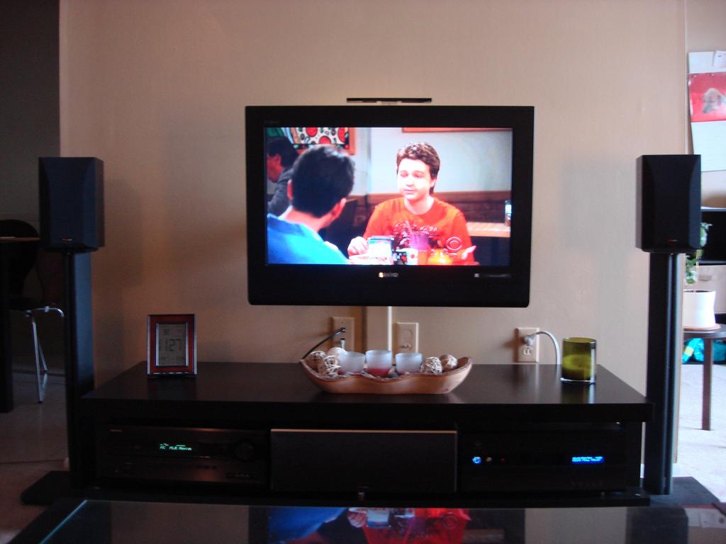ikea lack tv hack get home decorating. Black Bedroom Furniture Sets. Home Design Ideas