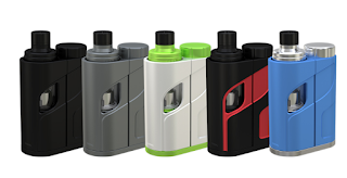 50W Eleaf iKonn Total Kit with Ello Mini