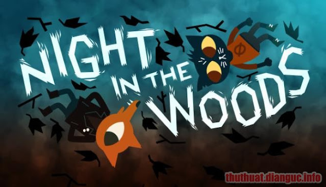 Download Game Night in the Woods Full Crack