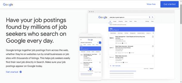 كيف تستخدم جوجل وظائف للعمل من المنزل بعد التحديث الجديد