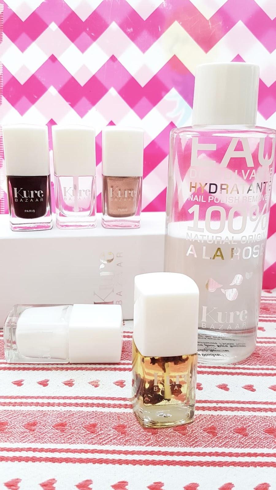 Kure Bazaar Natural Nontoxic Nail Review