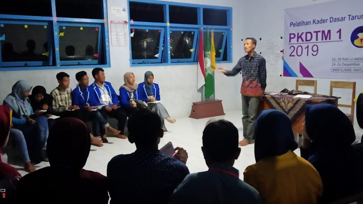 Catatan PR IPM MAM Watulimo di Pelatihan Taruna Melati 1