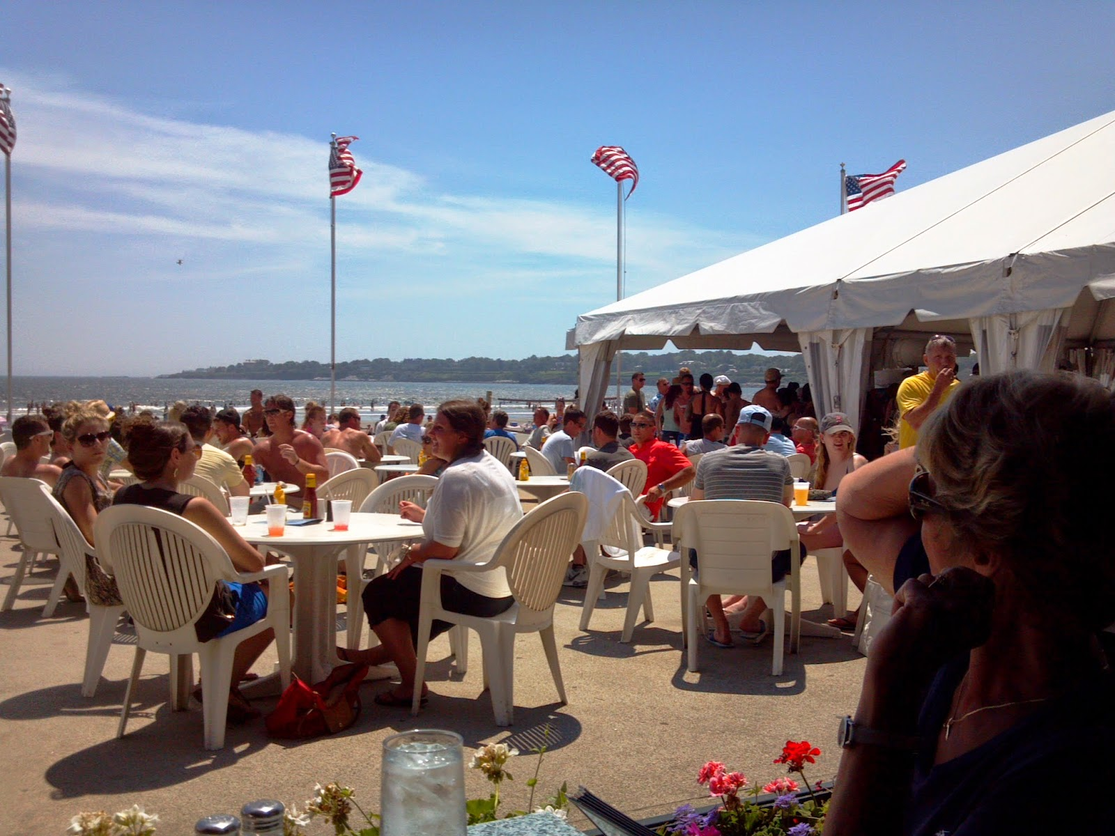 Atlantic Beach Club Newport Rhode Island The Best Beaches In World