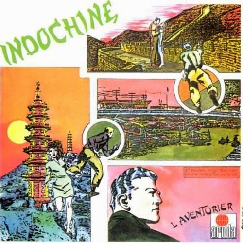 CD - L'Aventurier - Indochine