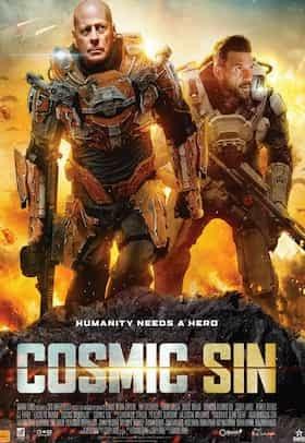 مشاهدة فيلم Cosmic Sin 2021 مترجم اون لاين