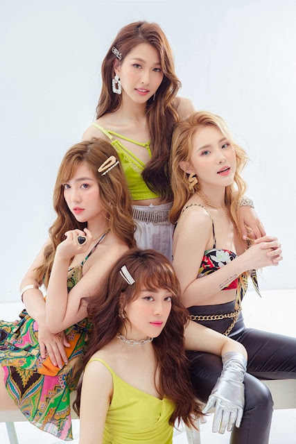 Lip B công bố thành viên mới: Nguỵ Thuỳ Linh (St.319) thay thế Mei 2