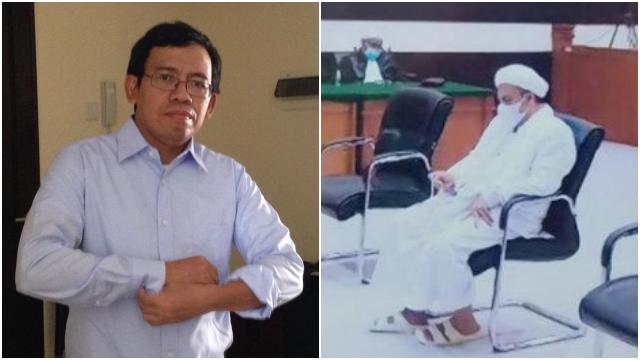 Habib Rizieq Divonis 4 Tahun, Sahal: Berlebihan! Janganlah Kebencian Membuatmu Tak Adil