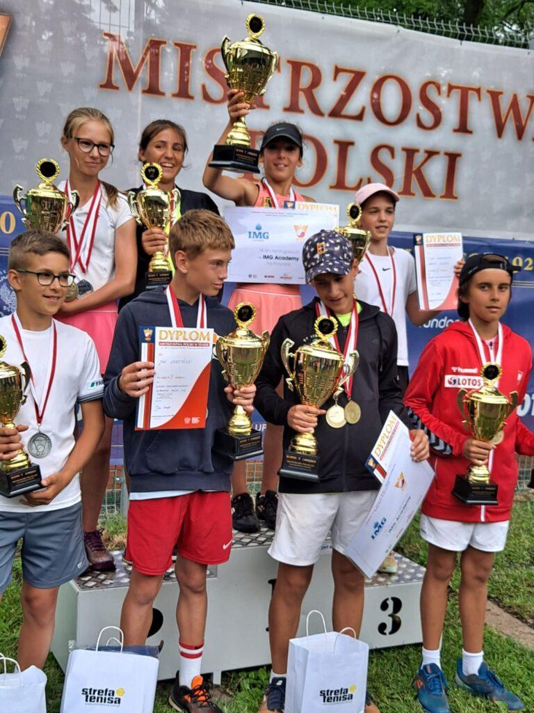 Oliwia Sybicka znów podwójną mistrzynią Polski